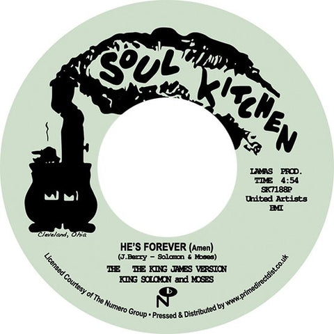 He's Forever (Amen) (RSD Sept 26th)