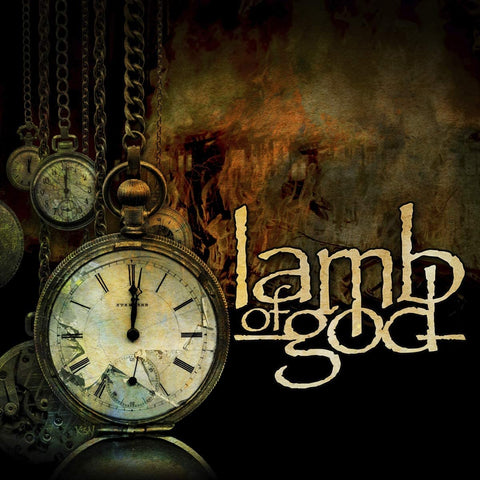 Lamb Of God Lamb Of God 0727361537517 Worldwide Shipping