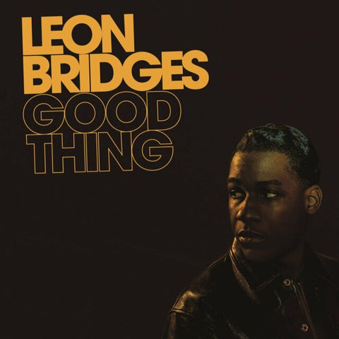 Leon Bridges Good Thing LP 19075830351 Worldwide Shipping