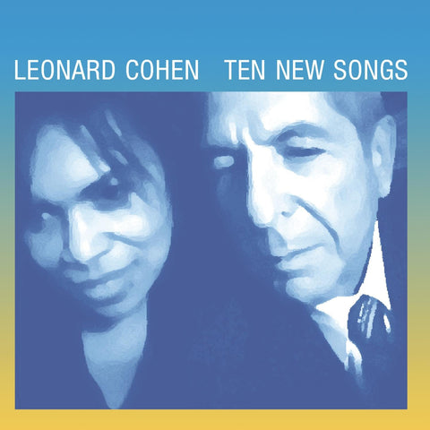 Leonard Cohen Ten New Songs LP 88985435371 Worldwide