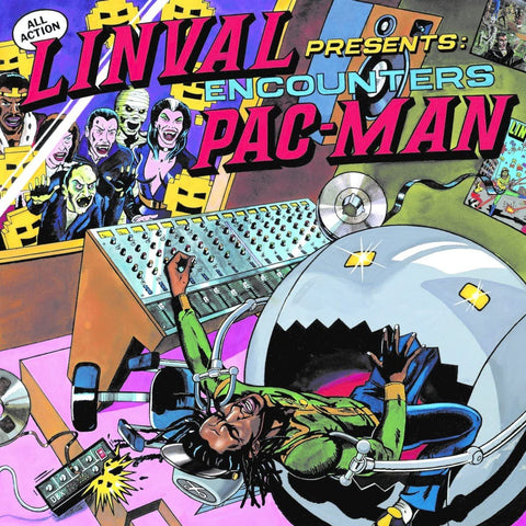 Linval Presents: Encounters Pac Man [2LP]