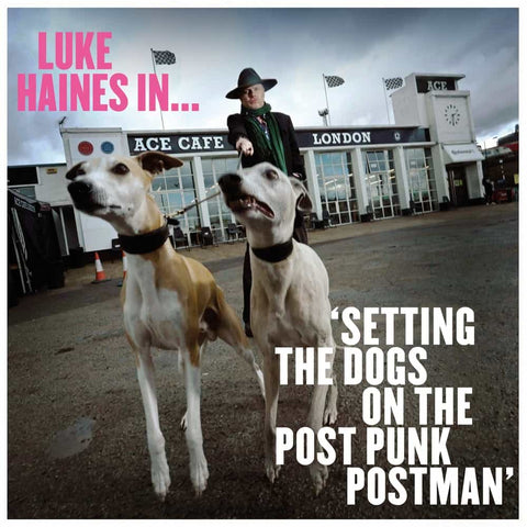 Luke Haines in…Setting The Dogs On The Post-Punk Postman