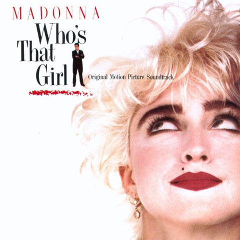 madonna whos that girl sister ray
