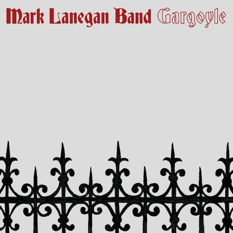 Mark Lanegan Band Gargoyle LP 544939950384 Worldwide
