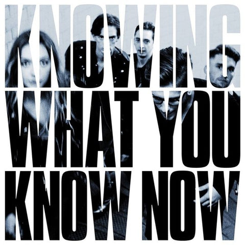 Marmozets Knowing What You Know Now LP 016861744717