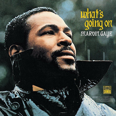 Marvin Gaye What's Going On LP 600753534236 Worldwide