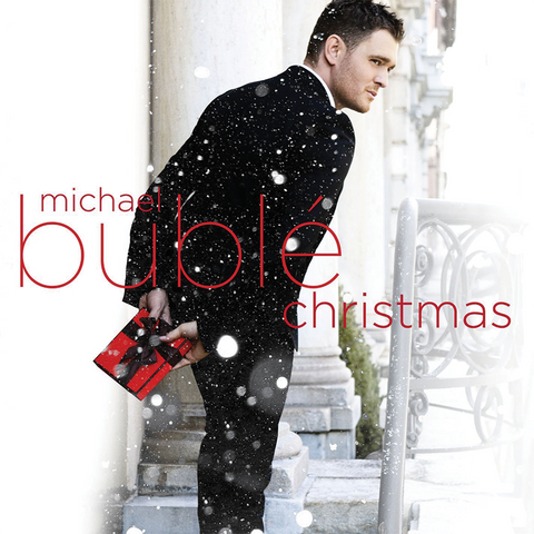 Michael Bublé Christmas LP 0093624934998 Worldwide Shipping
