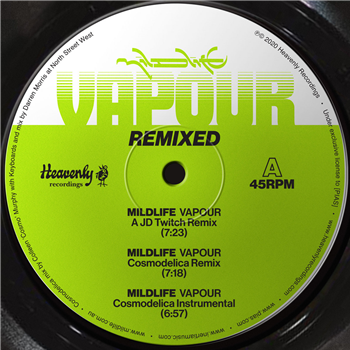 Vapour: Remixed