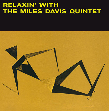 Miles Davis Relaxin' With The Miles Davis Quintet LP