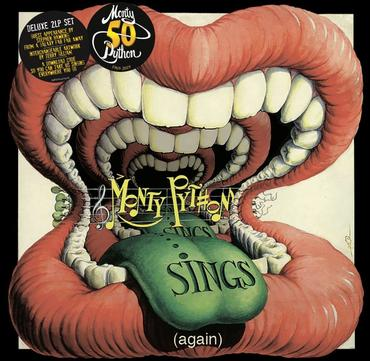 monty python sings again sister ray