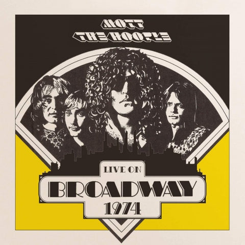 LIVE ON BROADWAY 1974
