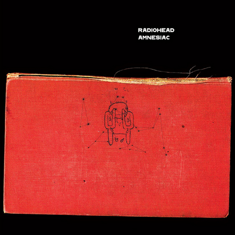 Radiohead Amnesiac 2LP 634904078300 Worldwide Shipping