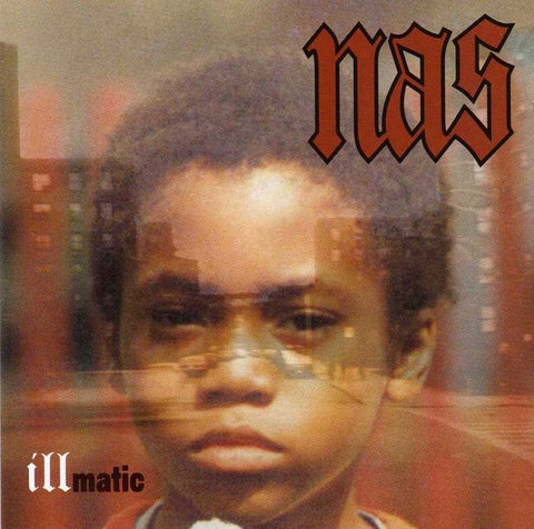 Nas Illmatic 5099747595912 Worldwide Shipping