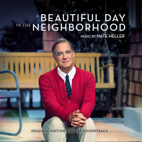 Nate Heller A BEAUTIFUL DAY IN THE NEIGHBORHOOD Limited LP