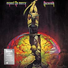Nazareth Expect No Mercy LP 4050538466164 Worldwide Shipping