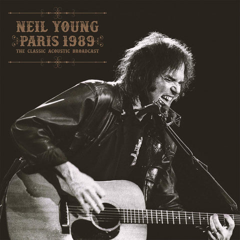 Paris 1989  - Acoustic Broadcast 2LP