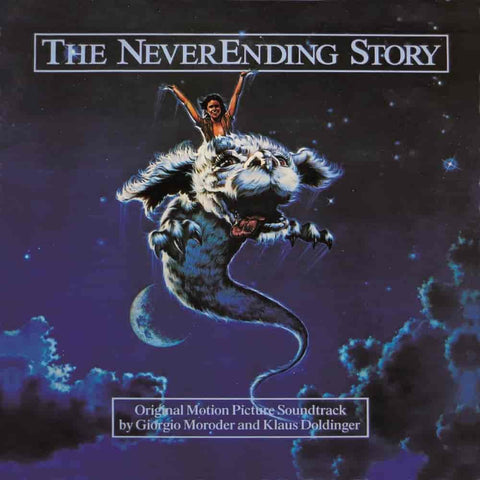 The Never Ending Story Original Soundtrack: Expanded Collector's Edition