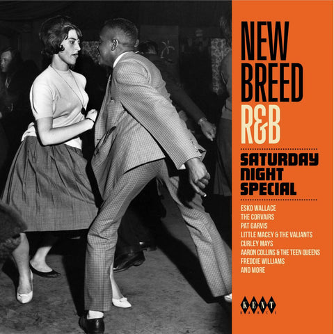 Various Artists NEW BREED R&B - SATURDAY NIGHT SPECIAL CD