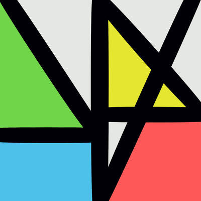 New Order Music Complete (LRS20) Limited 2LP 5400863032838