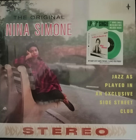 Nina Simone Little Girl Blue Limited LP+7 8436563182556