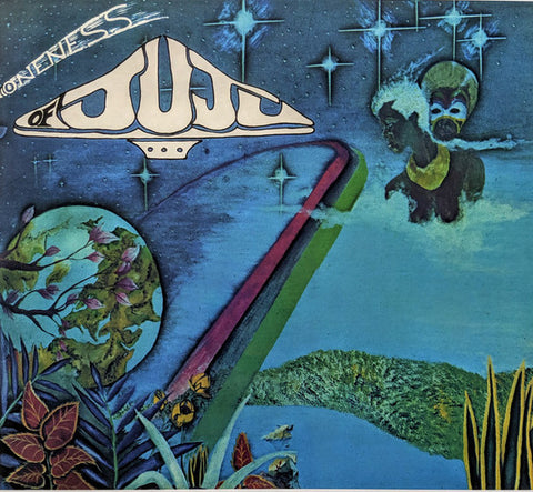Oneness Of Juju Space Jungle Luv LP 0659457517717 Worldwide