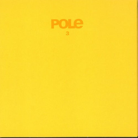 Pole 3 (LRS20) Limited 2LP 5400863032463 Worldwide Shipping