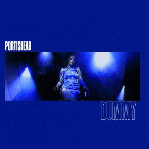 Portishead Dummy LP 042282852212 Worldwide Shipping