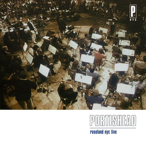 Portishead Roseland NYC Live 2LP 7313455942415 Worldwide