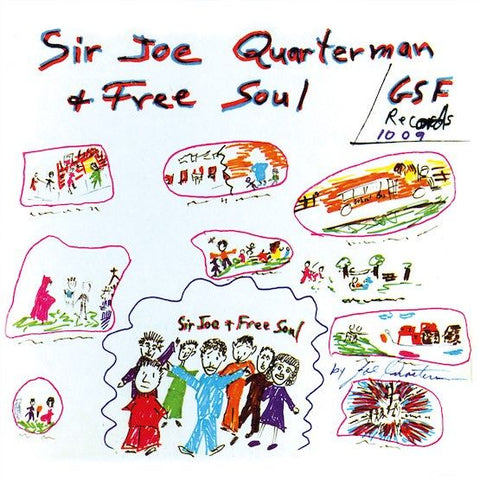 Sir Joe Quarterman & Free Soul (RSD Aug 29th)