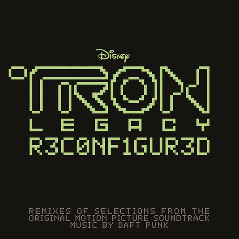 Tron Legacy Reconfigured (RSD Oct 24th)