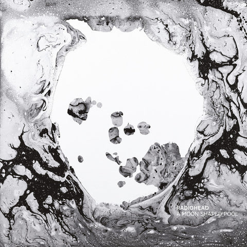 Radiohead A Moon Shaped Pool 2LP 634904079017 Worldwide