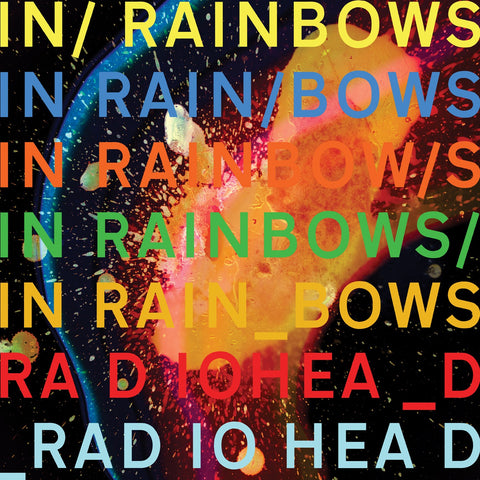 Radiohead In Rainbows LP 634904032418 Worldwide Shipping