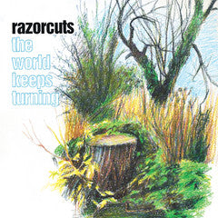 Razorcuts The World Keeps Turning Limited 2LP 0604565402660
