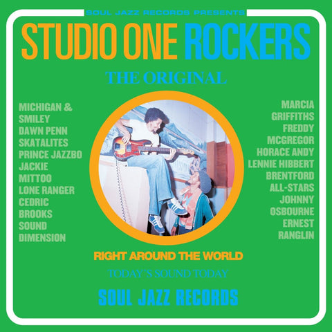 Soul Jazz Records Presents Studio One Rockers (RSD Aug 29th)