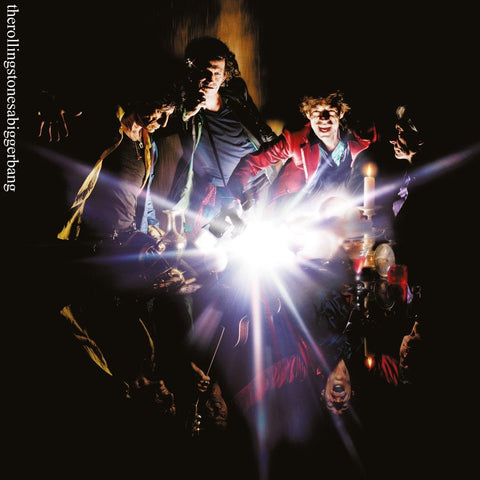 The Rolling Stones A Bigger Bang 2LP 0602508773433 Worldwide