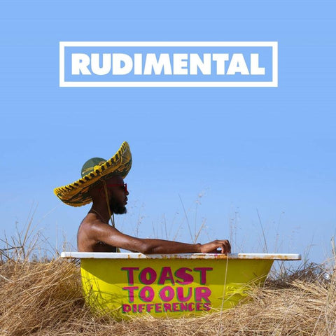 Rudimental Toast To Our Differences 2LP 0190295612450