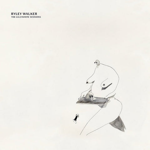 Ryley Walker The Lilywhitesessions (LRS20) Limited LP