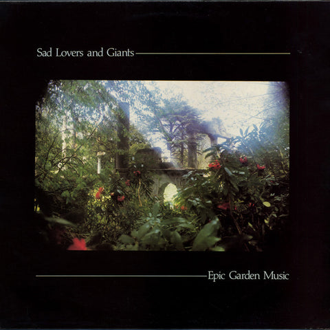 Sad Lovers & Giants Epic Garden Music (Expanded Edition) CD