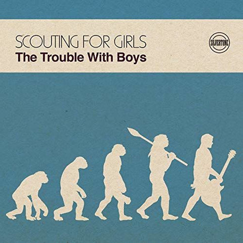 scouting for girls the trouble with boys sister ray