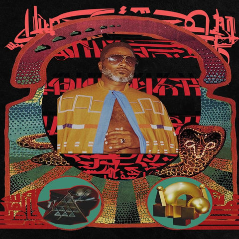 Shabazz Palaces The Don Of Diamond Dreams 0098787133509