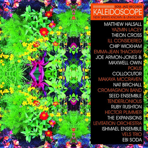 Soul Jazz Records presents KALEIDOSCOPE - New Spirits Known and Unknown