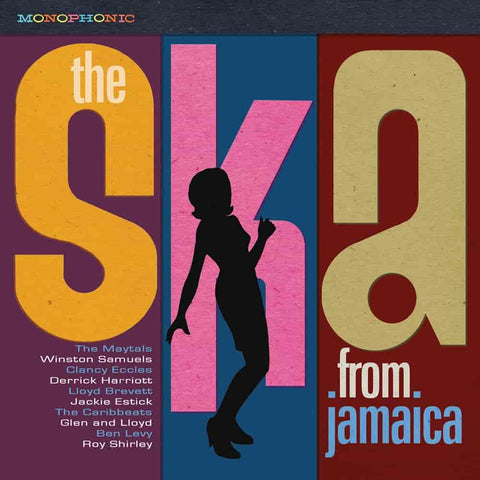 The Ska From Jamaica: Original Album Plus Bonus Tracks