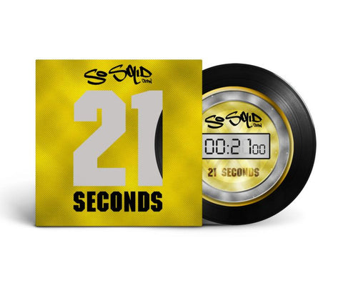 21 Seconds EP (RSD Aug 29th)