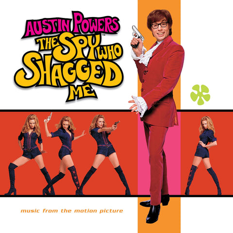 Austin Powers: The Spy Who Shagged Me OST (RSD Oct 24th)