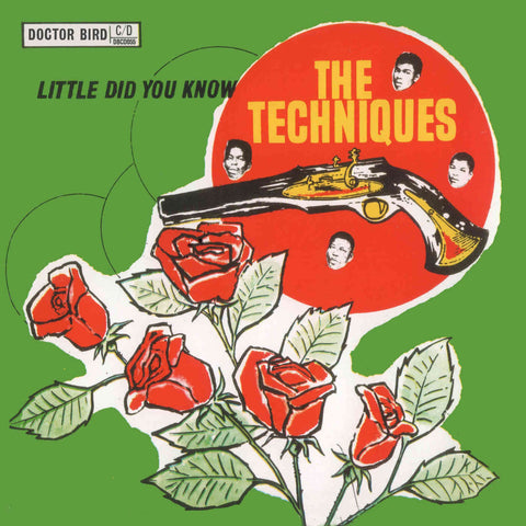 The Techniques Little Did You Know (Expanded Edition) CD