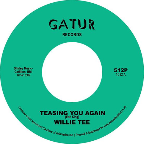 Teasing You Again / Your Love, My Love Together (RSD Sept 26th)