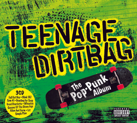 TEENAGE DIRTBAG – The Pop-Punk Album