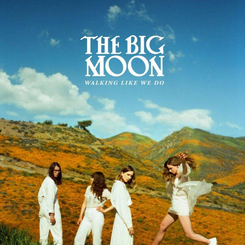 the big moon walking like we do sister ray
