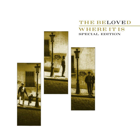 The Beloved Where It Is 2CD 885012038810 Worldwide Shipping