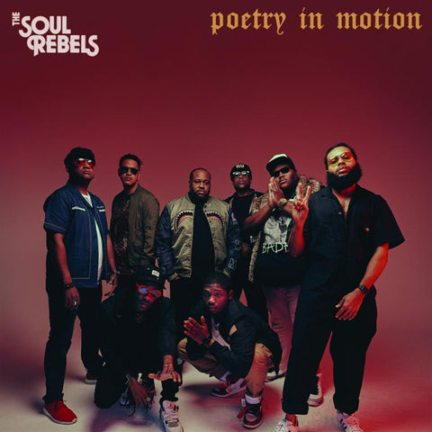 The Soul Rebels Poetry In Motion 0181475705215 Worldwide